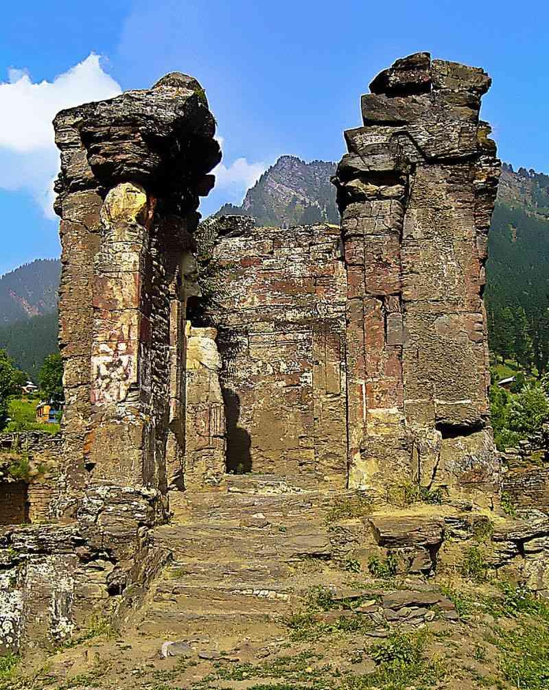 Pakistan plans to trap India on Sharda Peeth temple? - Satya Hindi