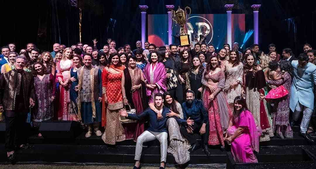 priyanka chopra nick jonas wedding - Satya Hindi