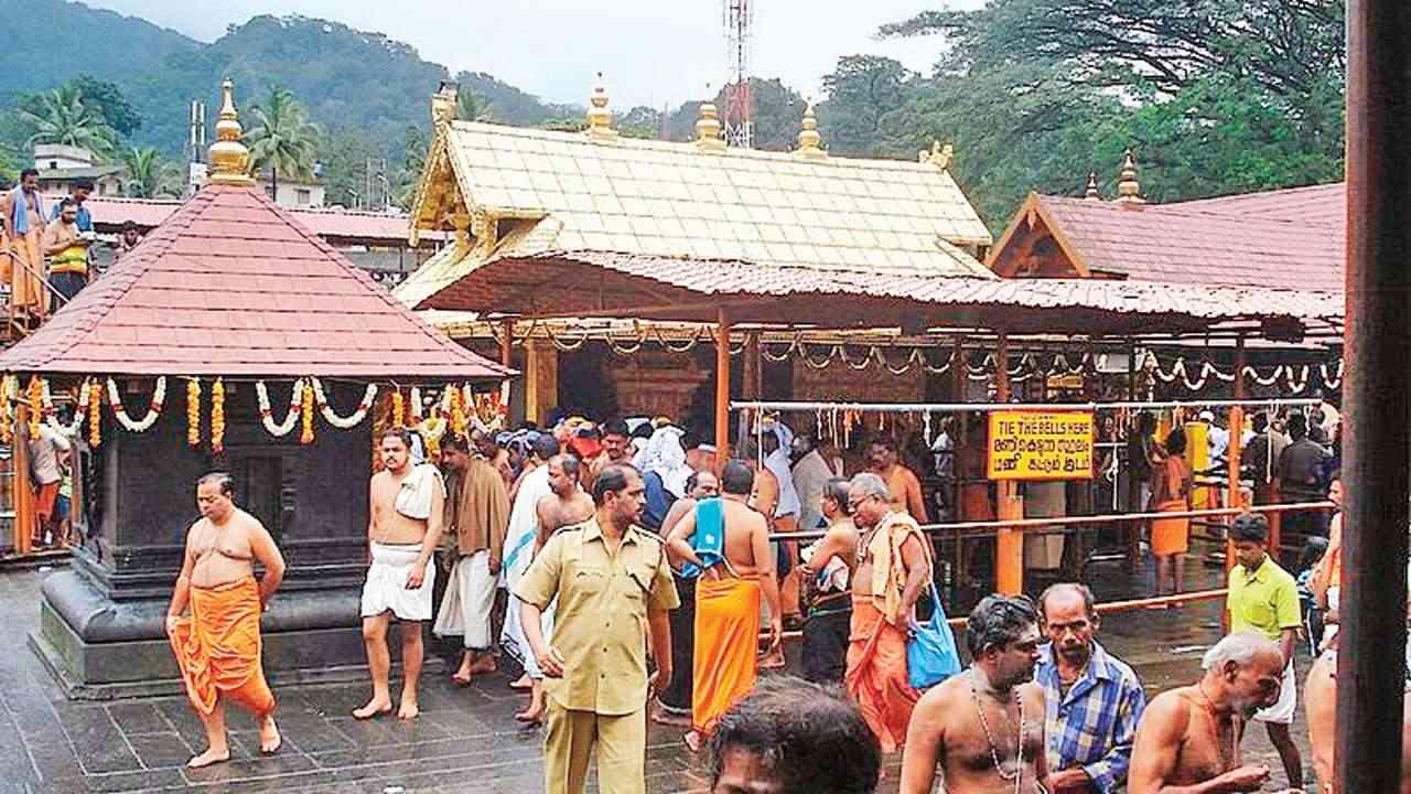 BJP cashing on Sabarimala row to extend footprint in Kerala - Satya Hindi