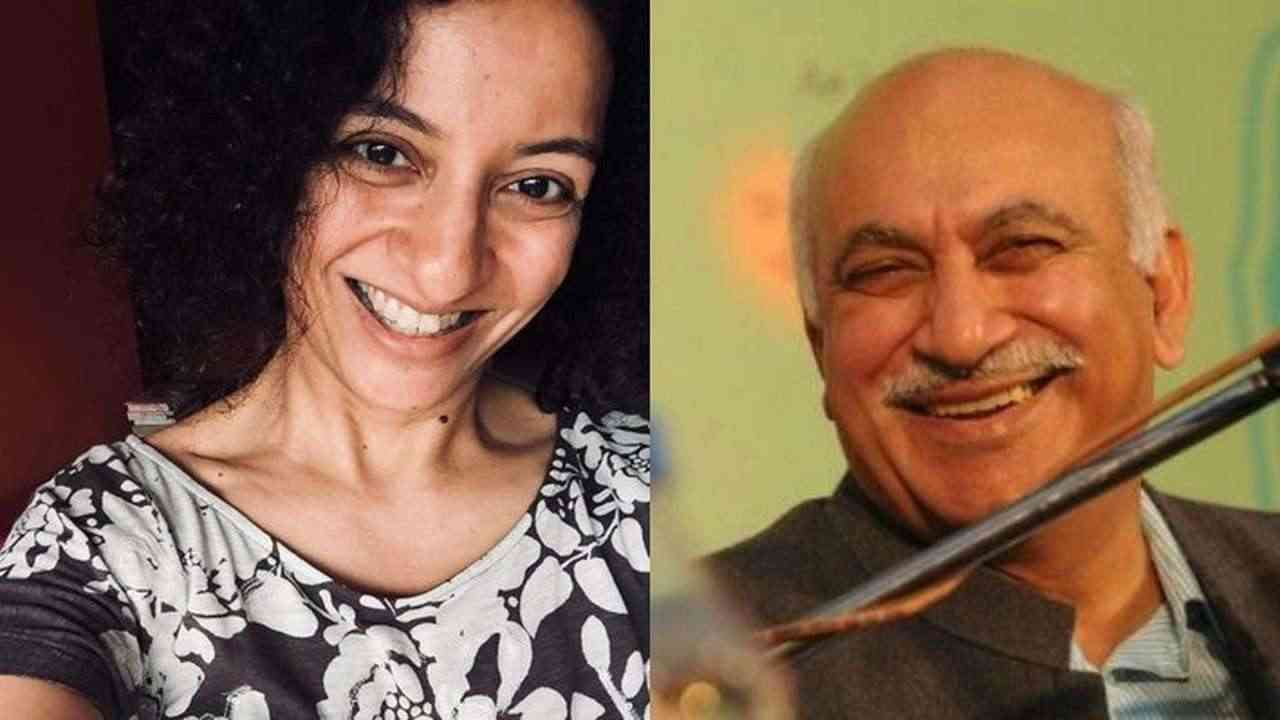 Akbar, Chetan, Nana and the women - Satya Hindi