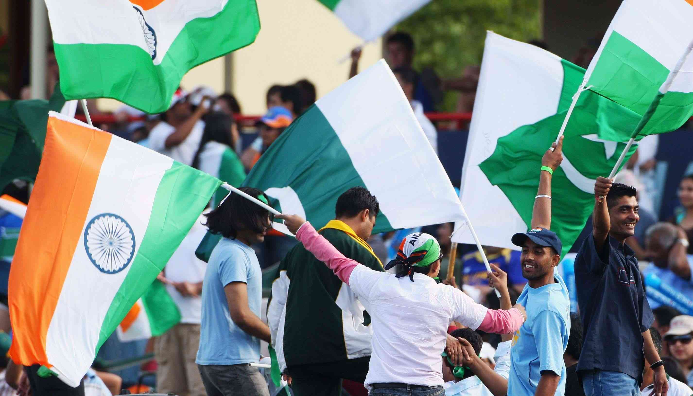 India and Pakistan should play each other - Satya Hindi
