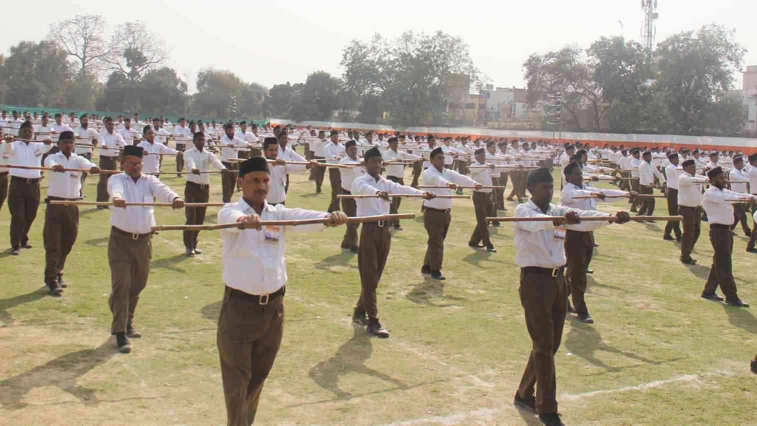 Why RSS is so eager on Ram Mandir : Mohan Bhagwat speech on Vijaydashmi - Satya Hindi