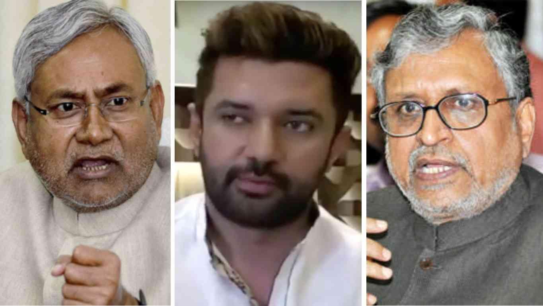 will Chirag Paswan ruin NDA chances of winning 2019 general elections ? - Satya Hindi