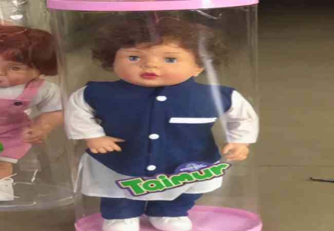 New Antics of Taimur will leave you laughing - Satya Hindi