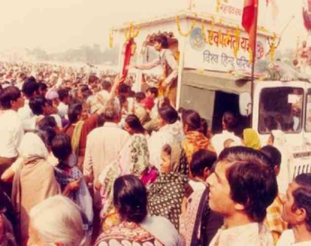 VHP wants to repeat Kalash Yatra wave fer Hindutva - Satya Hindi