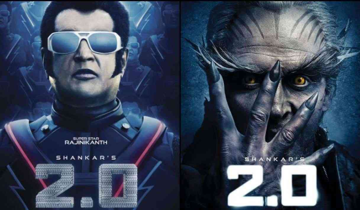 rajinikanth akshay kumar starer film 2.0 break records in earnings - Satya Hindi