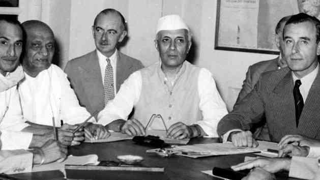 Is BJP telling lies on Nehru-Patel relations? - Satya Hindi